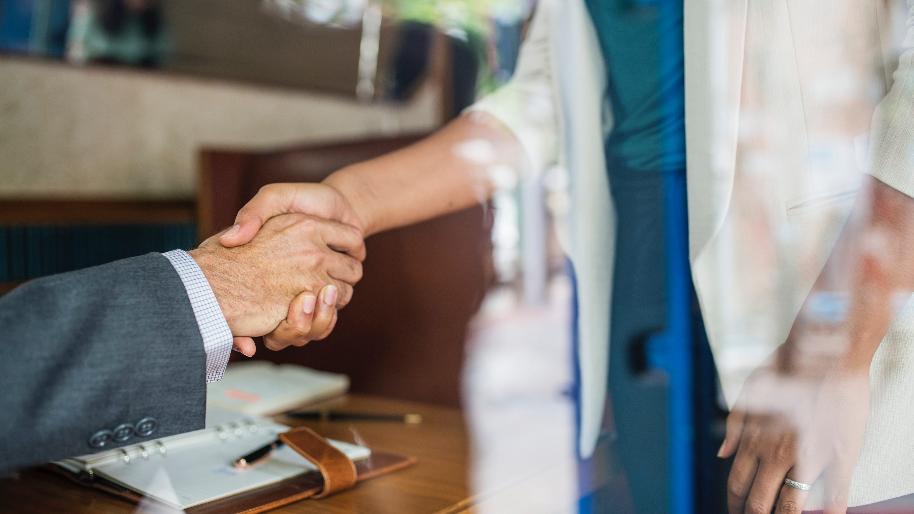 lawtrades small business attorney handshake